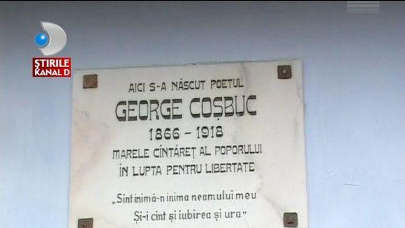 Acasa la George Cosbuc! VIDEO