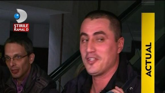 TRIUMFATOR. Cristian Cioaca le-a ras in fata procurorilor VIDEO