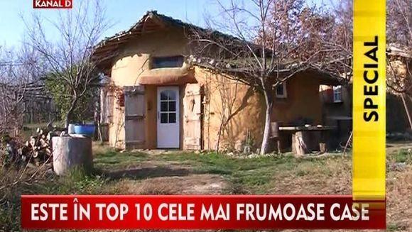 Costa numai 2000 de dolari! Cea mai frumoasa casa ecologica din lume se gaseste in Romania VIDEO