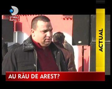 Bercea Mondial si fratele lui au rau de arest VIDEO