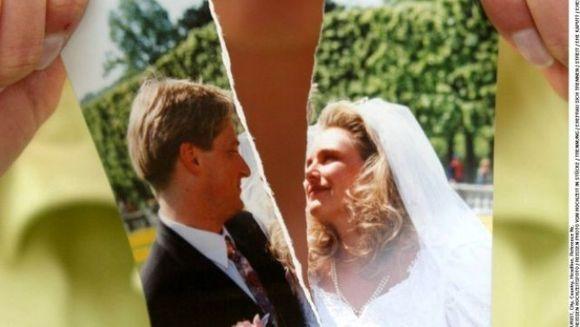 Afla cum treci cu bine de traumele provocate in urma unui divort!