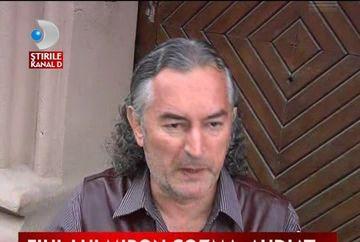 Fiul lui Miron Cozma, retinut de procurori VIDEO