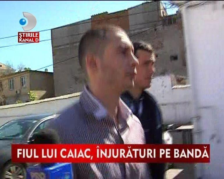 Fiul interlopului craiovean Caiac, protagonistul unui accident teribil VIDEO