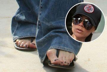 Vedetele NU SUNT PERFECTE! 10 celebritati cu picioare urate FOTO