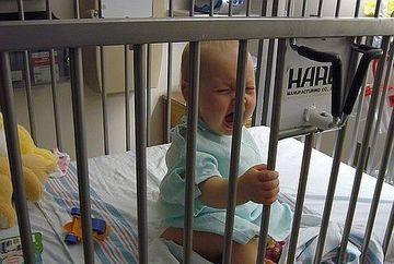 SOCANT: o mama si-a lasat bebelusul singur timp de cinci zile pentru a putea petrece in voie