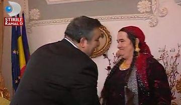 Regele Cioaba i-a pregatit o surpriza sotiei sale. Afla despre ce este vorba! VIDEO