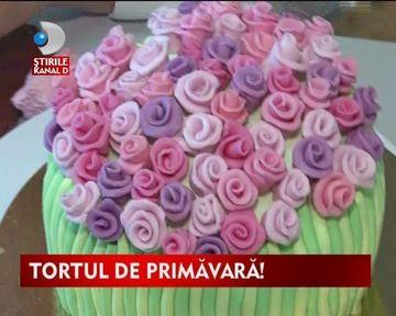 Reteta unui tort delicios VIDEO