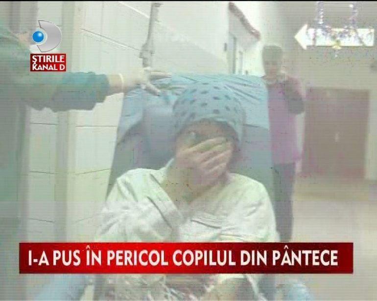 O femeie insarcinata, grav ranita in urma unui accident VIDEO