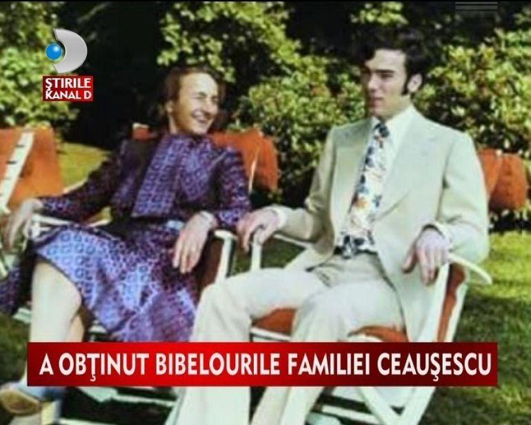 Valentin Ceausescu a castigat retrocedarea bunurilor familiei VIDEO