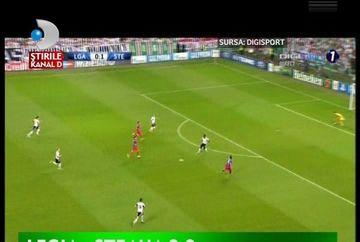 VICTORIE pentru fotbalul romanesc! Steaua a reusit sa se califice in grupele Champions League