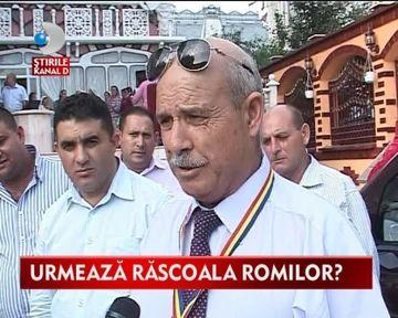 E RASCOALA! Romii din Moldova contesta regii proaspat incoronati