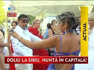 Nunta pe timp de jale! In timp ce Florin Cioaba era inmormantat, o familie de romi a facut o petrecere MONSTRU in Capitala