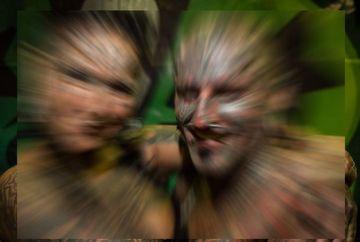 O iei la fuga cand ii vezi! Cum arata cuplul care detine RECORDUL MONDIAL pentru cele mai multe tatuaje si piercinguri