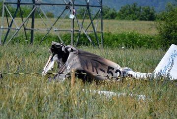"""MARTURIILE DE GROAZA ale localnicilor din zona unde s-a prabusit avionul pilotat de Adrian Iovan: """"Ranitii strigau de durere, unul avea picioarele rupte"""""""