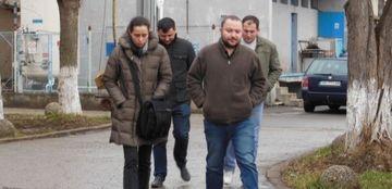 Fiica lui Adrian Iovan, IMPIETRITA de durere la morga din Alba Iulia