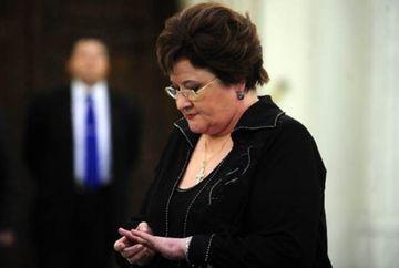 Marioara Murarescu a murit!