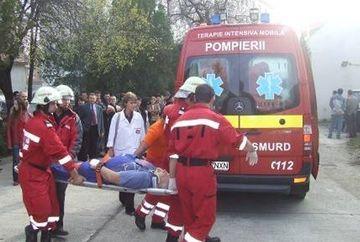 Medicii Calu si Pivniceru, RANITI in accidentul aviatic din Muntii Apuseni au fost externati si transportati la Bucuresti