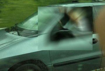 Toti soferii au ramas SOCATI cand au vazut ce a facut o bunicuta in trafic