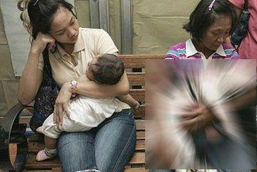 Toti s-au INGROZIT cand au vazut cum s-a prezentat la medic femeia din imagine!