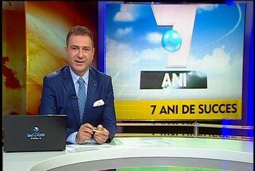 Kanal D sarbatoreste 7 ani de cand face istorie pe piata media din Romania!