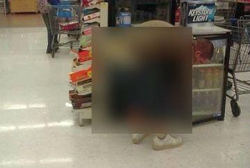 IMAGINEA care A SOCAT Facebook-ul! Nu ti-ai dori sa vezi asa ceva intr-un supermarket