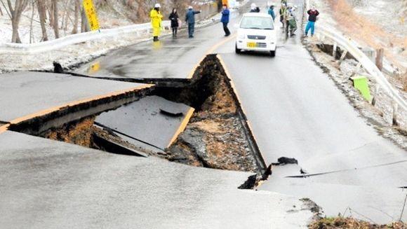 Cutremur cu magnitudinea de 6,7! Afla unde s-a produs