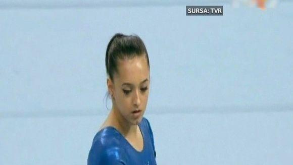 Gimnasta Larisa Iordache a fermecat Europa la campionatul de la Sofia!