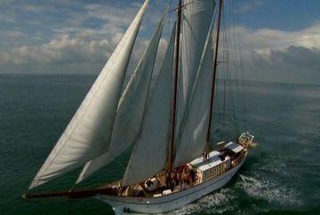 Cele mai frumoase nave de pe glob vor ancora la Constanta!