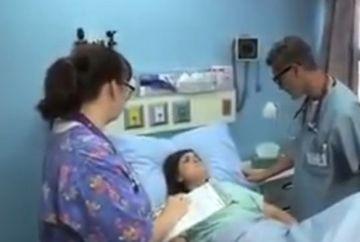 """CAZ IREAL: Medicii credeau ca NASTE, dar altceva i se intampla acestei femei! """"Nu am mai vazut ASA CEVA"""""""
