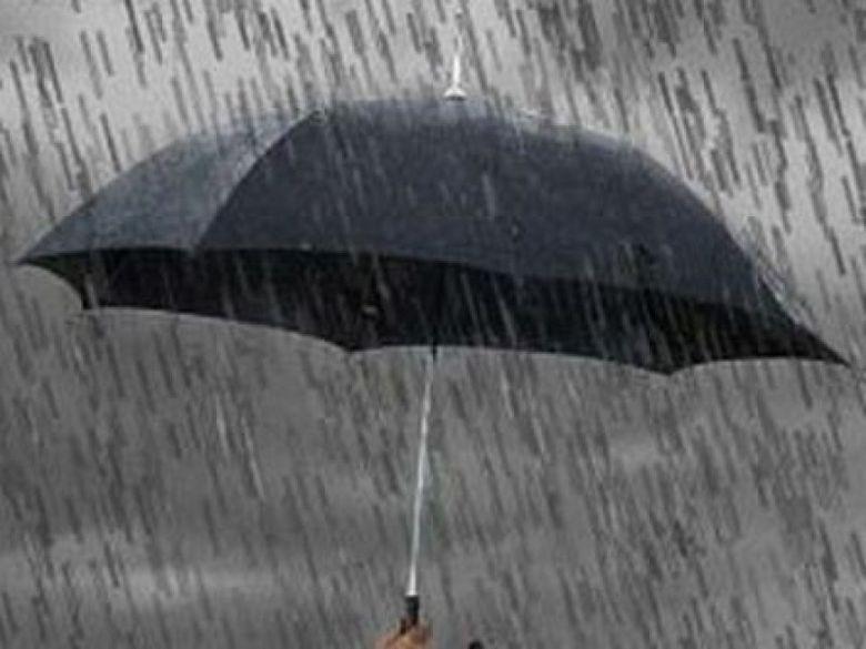 COD GALBEN de ploi in peste 20 de judete. HARTA zonelor afectate