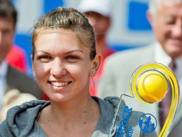 Defileaza la Wimbledon! Simona Halep a spulberat-o in optimi pe Zarina Diyas