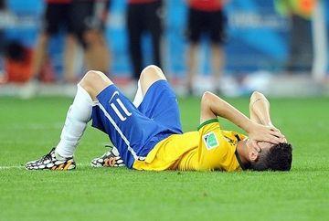 Gestul HALUCINANT al unei adolescente dupa ce echipa Braziliei a ratat calificarea in finala!