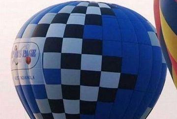 ATERIZARE cu surprize. Nu o sa-ti vina sa crezi unde a nimerit un balon cu aer cald