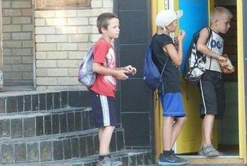 Parintii AU INCREMENIT cand au vazut ce fac copiii lor! Vor sa INCHIDA scoala
