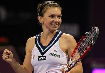 Simona Halep a urcat pe locul 2 in clasamentul WTA
