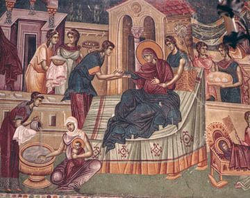 Traditii si obiceiuri de Sfanta Maria Mica