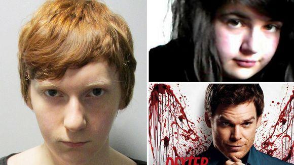 HORROR. Adolescent OBSEDAT de serialul TV Dexter si-a DEZMEMBRAT prietena intocmai ca in scenele de film