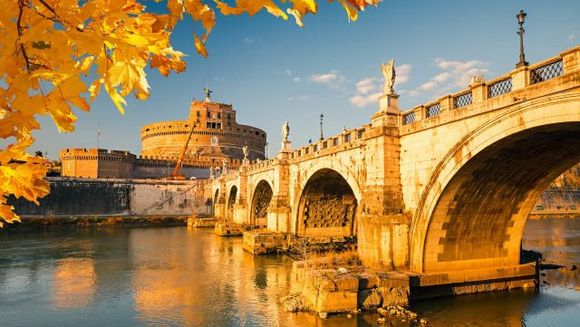Toate drumurile duc la Roma. Dar nu e suficient ca sa o gasesti