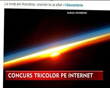 Ziua Nationala e un prilej pentru romani sa posteze pe internet fotografii cu tricolorul! IATA cateva IMAGINI INGENIOASE