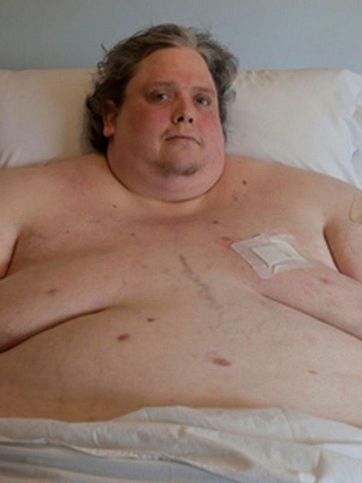 Barbati obezi