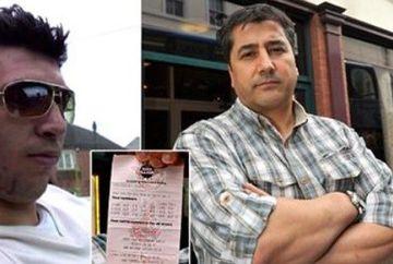 SCANDAL pentru LOZUL CASTIGATOR. A castigat 1 milion de lire sterline, dar seful lui platise biletul. Cum crezi ca s-a incheiat conflictul?