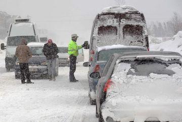 PROGNOZA METEO: Se intorc ninsorile? Vezi cum va fi vremea marti si miercuri