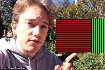 """VIDEO. Imaginea care iti """"strica"""" creierul. Efectele trucului dureaza pana la 3 LUNI. Ai curaj sa te uiti?"""