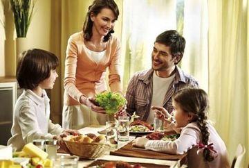 Nutritionista lui Teo Trandafir ne invata cum sa alegem meniul copiilor