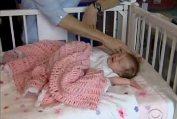 Bebelusul care s-a nascut de doua ori. Doar cativa medici se incumeta sa faca o astfel de operatie