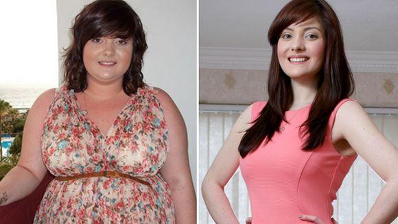 Râdeau de ea pentru că era obeză. A slăbit 40 de kg în 5 luni după metoda Oanei Radu