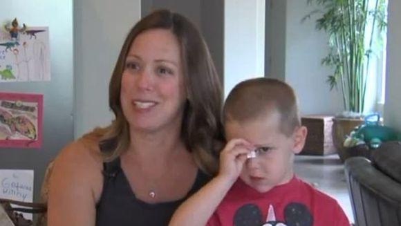 Fiul ei a fost muscat de un SARPE veninos. E SOCANT ce a facut o femeie insarcinata apoi