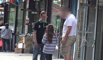 Un copil disparut striga dupa AJUTOR pe strada. Ce a urmat e COSMARUL oricarui parinte!