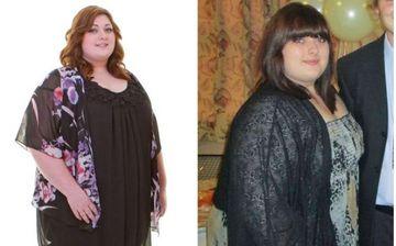 Au vazut o femeie GRASA pe strada si au aruncat cu o saorma in ea! Mama, cum arata fata acum, dupa ce a slabit 85 de kilograme!