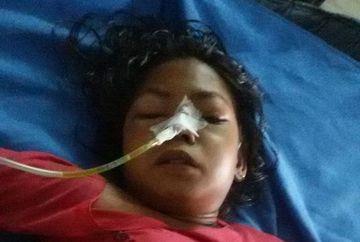 Si-au dus fetita de urgenta la spital dupa ce a inceput sa se simta extrem de rau! Medicii au avut un soc cand au vazut ce era in stomacul ei